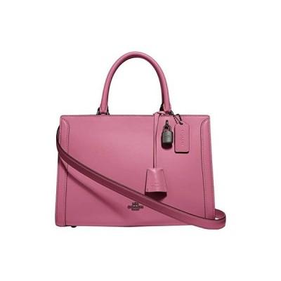 コーチ Smooth Leather Zoe Carryall レディース ハンドバッグ かばん Pink Rose