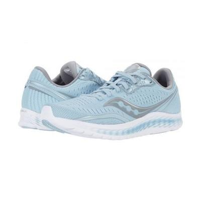 Saucony サッカニー レディース 女性用 シューズ 靴 スニーカー 運動靴 Kinvara 11 - Sky