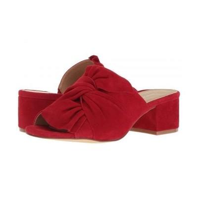 Chinese Laundry チャイニーズランドリー レディース 女性用 シューズ 靴 ヒール Marlowe Sandal - Rebel Red Suede