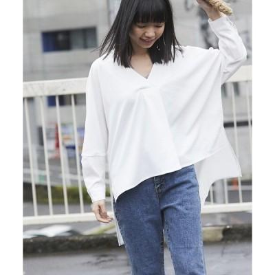 バックロングシャツ