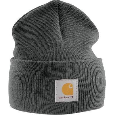 カーハート メンズ 帽子 アクセサリー Carhartt A18 Watch Hat