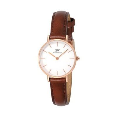 [ダニエル・ウェリントン] 腕時計 Classic Petite St Mawes DW00100231 レディース 並行輸入品 ブラウン
