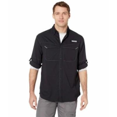 コロンビア メンズ シャツ トップス Low Drag Offshore¢ Long Sleeve Shirt Black