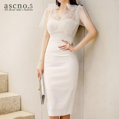ワンピース ワンピ ドレス きれいめ オフショル レース ミディアム 韓国 韓国ファッション 30代 40代 デート おめかし 女子会 ディナー フォーマル