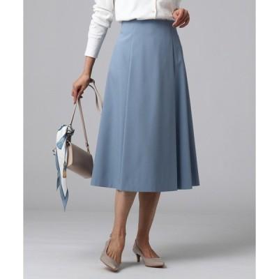 スカート 【洗える】ボックスプリーツスカート