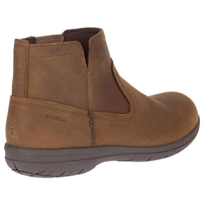 レディース 靴 ブーツ Merrell Women's Encore Kassie Waterproof Fashion Boot Merrell Tan Size 7.5