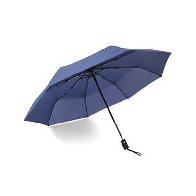 Heyom 折りたたみ傘 ワンタッチ自動開閉 大きい 晴雨兼用 雨傘 uvカット Teflon撥水加工 強風に強い 梅雨対策 高強度グラスファイバー