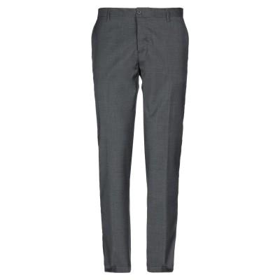SUITHOMME パンツ 鉛色 54 バージンウール 100% パンツ
