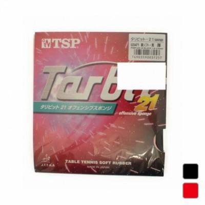 ティーエスピー タリビット21 厚さ : 厚 卓球 ラバー 裏ソフト 020471 TSP