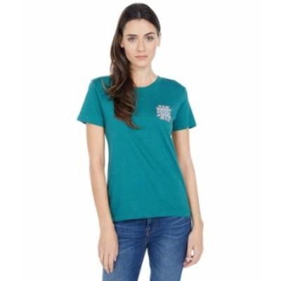 バンズ レディース シャツ トップス Latrop Short Sleeve T-Shirt Jasper