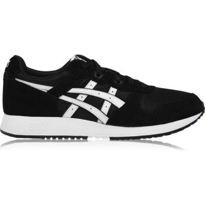 アシックス Asics メンズ スニーカー シューズ・靴 Lyte Classic Trainers Black/White
