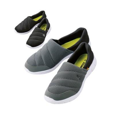 「春夏 ウェザーコック 紳士メッシュ軽量らくらくスリッポン(全2色) 靴 シューズ メンズ 紳士 シニア 3Eワイズ相当 サマー」 p18634