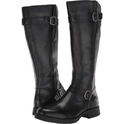ボーン Born レディース ブーツ シューズ・靴 Pointe Black Full Grain Leather