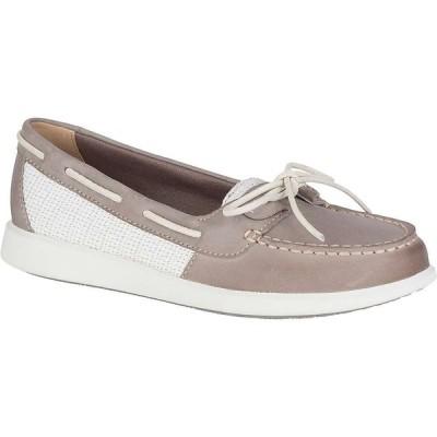 スペリー Sperry レディース シューズ・靴 デッキシューズ oasis loft boat shoe Grey Weave