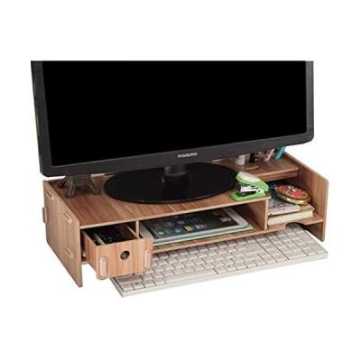 CHQ ブックエンド本棚本立て 本棚ホワイト木製デスクトップオーガナイザー デスクトップオーガナイザーオフィス収納ラックな木製ディスプレイ棚