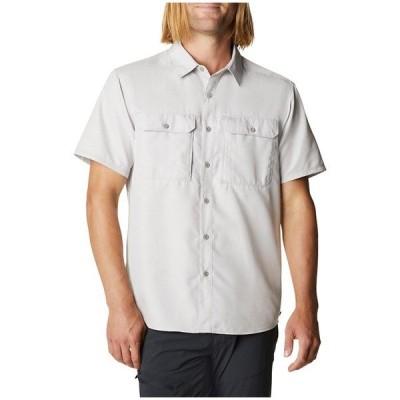 マウンテンハードウェア メンズ シャツ トップス Mountain Hardwear Canyon Short-Sleeve Shirt