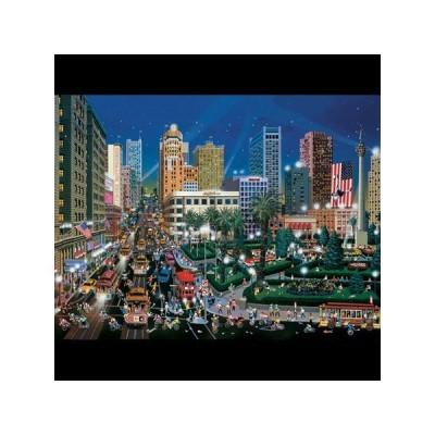 特別価格SunsOut Alexander Chen Union Square Jigsaw Puzzle 1000pc好評販売中
