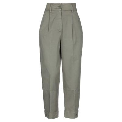 トゥルー ロイヤル TRUE ROYAL パンツ グレー 38 コットン 98% / ポリウレタン 2% パンツ