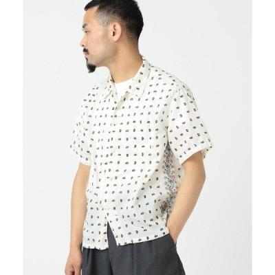 シャツ ブラウス REMI RELIEF × BEAMS PLUS / 別注 ショートスリーブシャツ