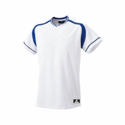2ボタンプレゲームシャツ【SSK】エスエスケイTシャツ(BW2200)