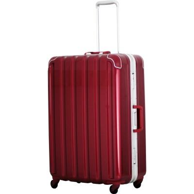 【4泊5日に最適】スーツケース(63L)(グリーンワークス/GREEN WORKS)