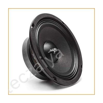 "Skar Audio FSX65-4 6.5"" 300 Watt 4 Ohm Pro Audio Midrange Loudspeaker, Each並行輸入品"