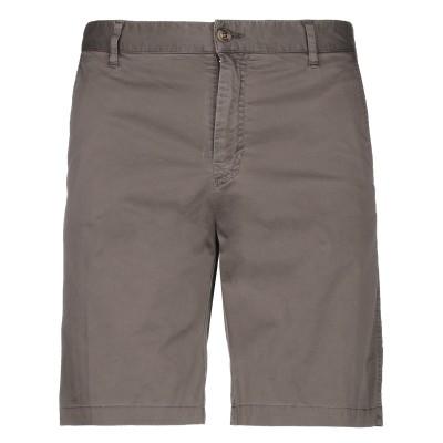 HOMEWARD CLOTHES バミューダパンツ カーキ 54 コットン 97% / ポリウレタン 3% バミューダパンツ
