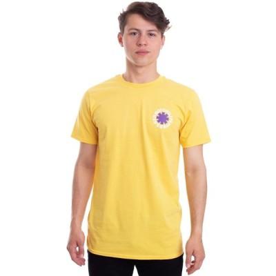 インペリコン Impericon メンズ Tシャツ トップス - Los Chili Yellow - T-Shirt yellow