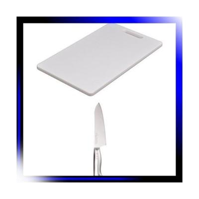 まな板 Lサイズ/+三徳 包丁 セット 抗菌 まな板 L 370×220×13m