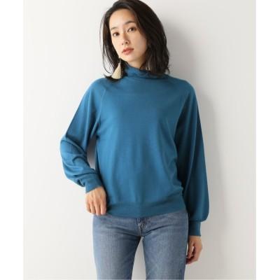 【ジャーナルスタンダード】  Rosalee Turtleneck Sweater:ニット レディース ブルーA S JOURNAL STANDARD