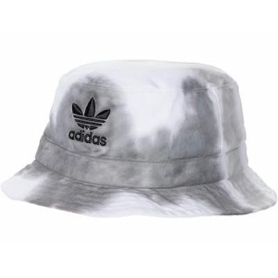 (取寄)adidas Originals オリジナルス ウォッシュド バケット ハット adidas Originals Originals Washed Bucket Hat Grey Wash