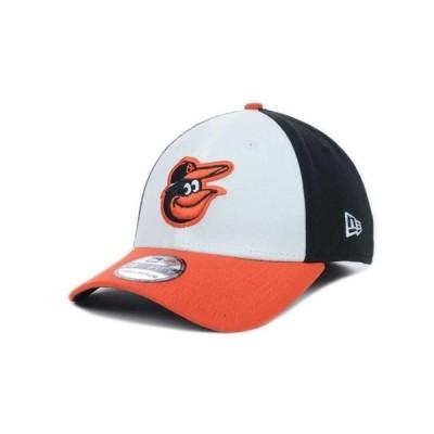 ニューエラ メンズ 帽子 アクセサリー Baltimore Orioles MLB Team Classic 39THIRTY Stretch-Fitted Cap
