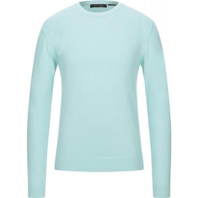 マルシアーノ MARCIANO メンズ ニット・セーター トップス sweater Light green