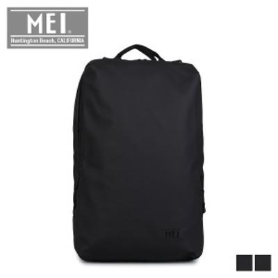 MEI メイ リュック バック バックパック ブラック 2 メンズ レディース 28L DAY PACK ブラック グレー MDK502 [7/3 新入荷]