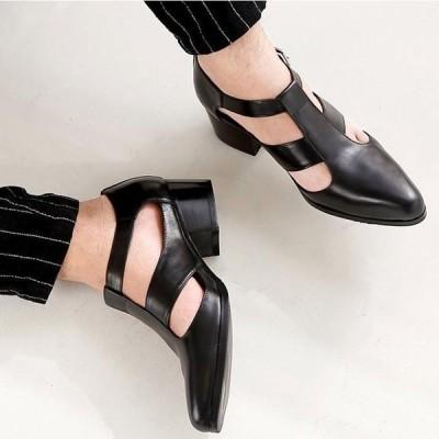 サンダルメンズビーチサンダル痛くない夏サンダル靴カジュアルシューズ大きいサイズかっこいい歩きやすい2020夏新作