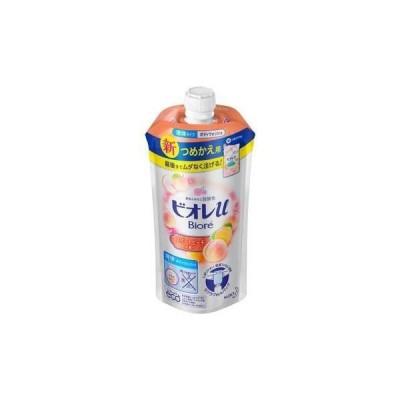 花王 ビオレu スイートピーチの香り 詰替 340ML