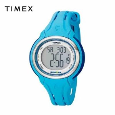 TIMEX タイメックス レディース 腕時計 Ironman Sleek 50 Mサイズ ブルー TW5K906009J 海外モデル 当店1年保証