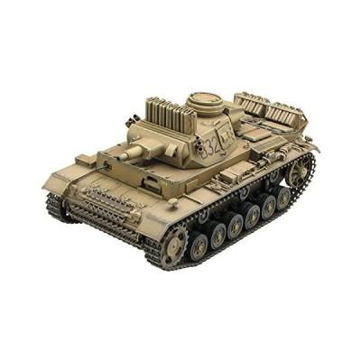 プラッツ 1/35 第二次世界大戦ドイツ軍 III号戦車N型 第501重戦車大隊 アフリカ プラモデル CH6431