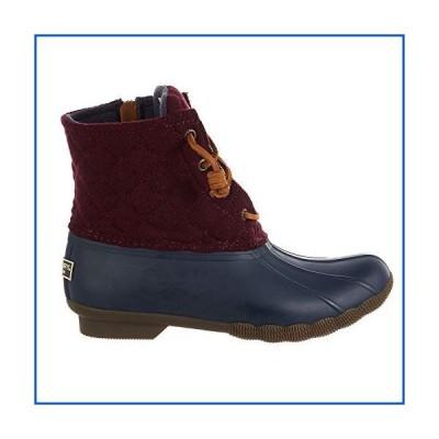 【新品】Sperry Top-Sider Women's Saltwater Quilted Wool Rain Boot【並行輸入品】