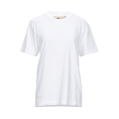HAIKURE T シャツ ホワイト S コットン 100% T シャツ
