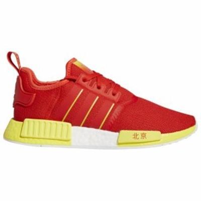 (取寄)アディダス メンズ スニーカー シューズ  オリジナルス NMD R1  Men's Shoes adidas Originals NMD R1  Active Red Bright Yellow
