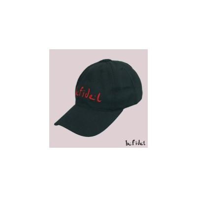 INFIDEL BLACK-RED