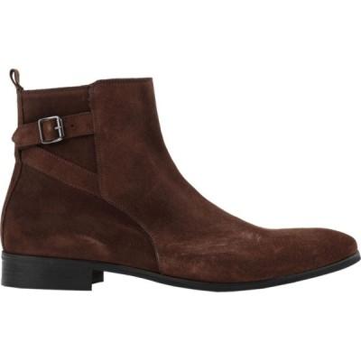 ステファノ ボンフィグリオリ STEFANO BONFIGLIOLI メンズ ブーツ シューズ・靴 b03 biker boots Brown