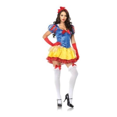 白雪姫 衣装、コスチューム 大人女性用 セクシー Snow White ディズニー