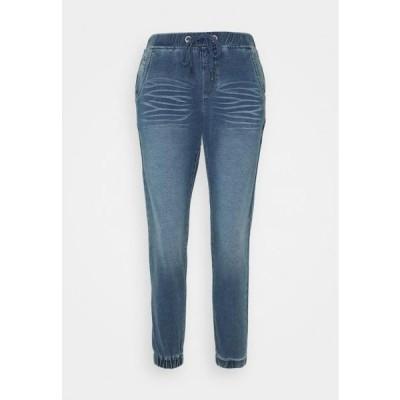 クリーム レディース ファッション CRANACA PANT - Trousers - denim blue