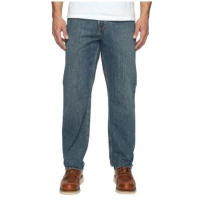 カーハート メンズ デニムパンツ ボトムス Relaxed Fit Holter Jeans Frontier