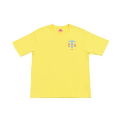 tシャツ Tシャツ 紀念品JNP(JNP by plain-me) 宮殿寺院シリーズ 獅子舞加護TEE