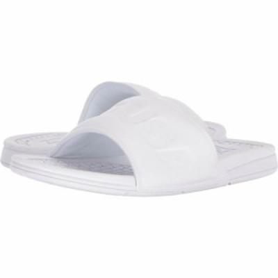 ディーシー DC メンズ シューズ・靴 Bolsa SE White/White