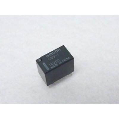 オムロン マイクロリレー G5V-1 18VDC omron
