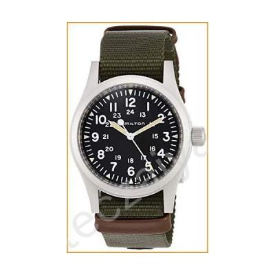 Men's Hamilton Khaki Field Mechanical Watch H69439931並行輸入品